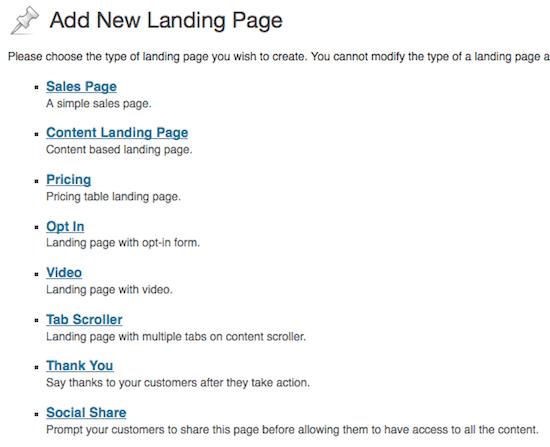 premise pages