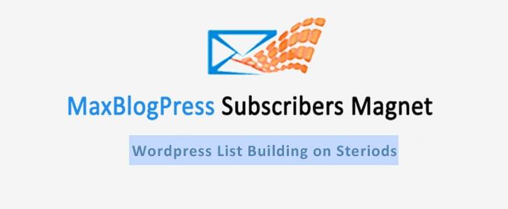 Subscribers Magnet Plugin