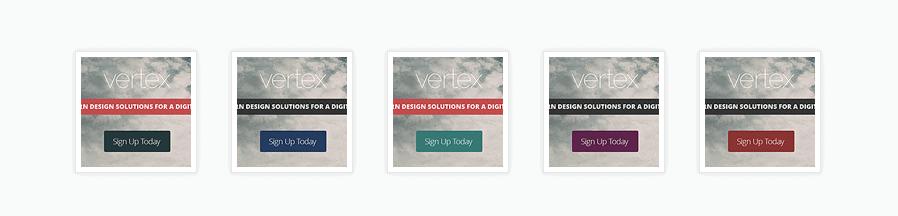 Vertex Theme - Page Templates