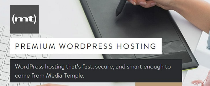 Media Temple WordPress Hosting