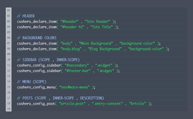 easy-configure