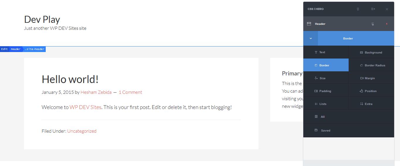 CSS Hero Plugin Review
