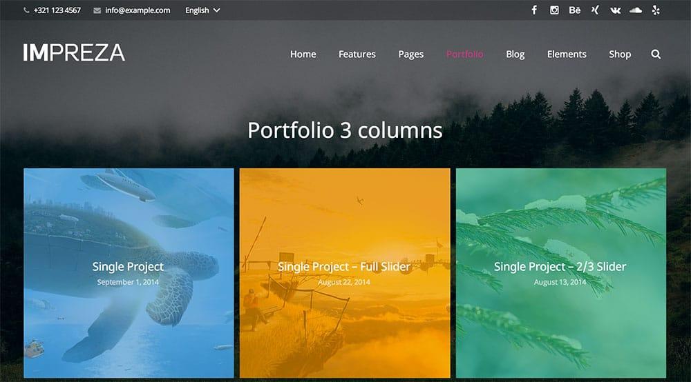 impreza-theme-portfolio