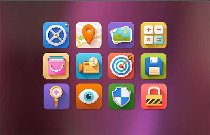 apple-icons-ui-kit