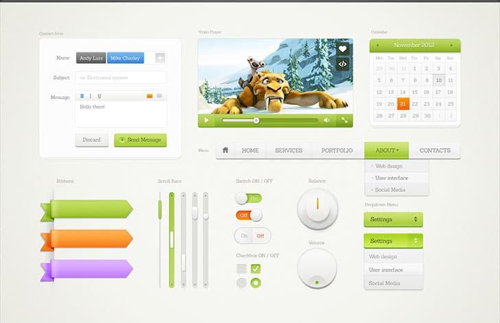 fresh-ui-design-kit