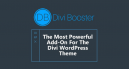 Divi Booster Plugin: Get More Configurations for Divi Theme