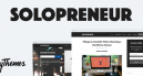 SoloPreneur Review: WordPress Theme for Professional Bloggers