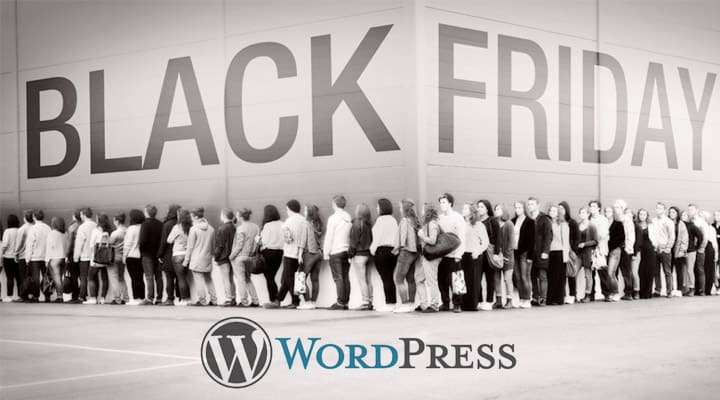 WordPress Black Friday & Cyber Monday Deals and Discounts 2016