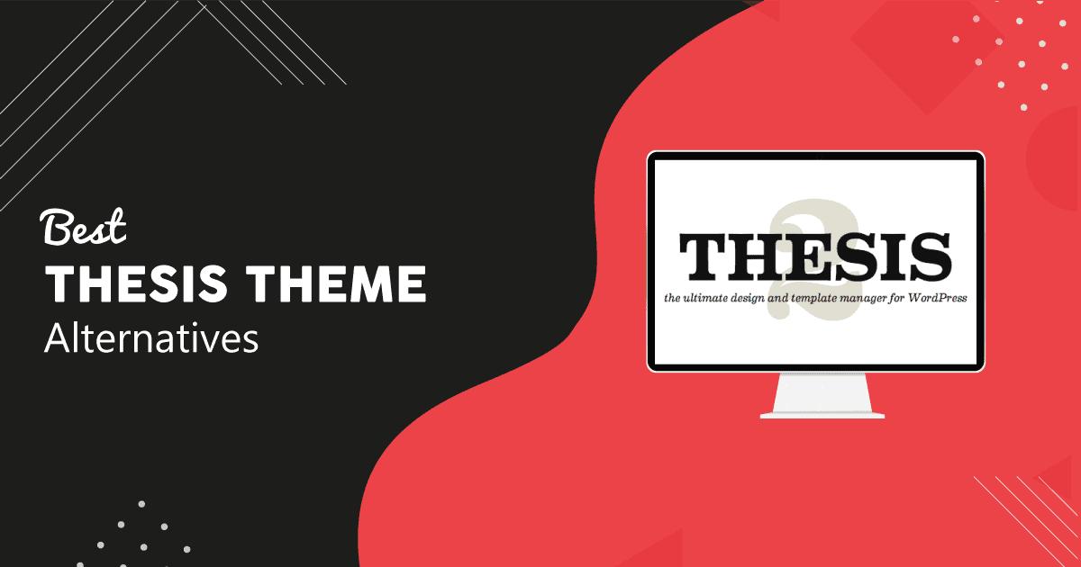 Thesis theme custom background