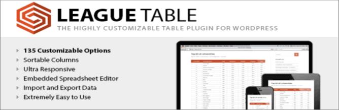 10 Best Responsive Table Plugins For WordPress (2019)