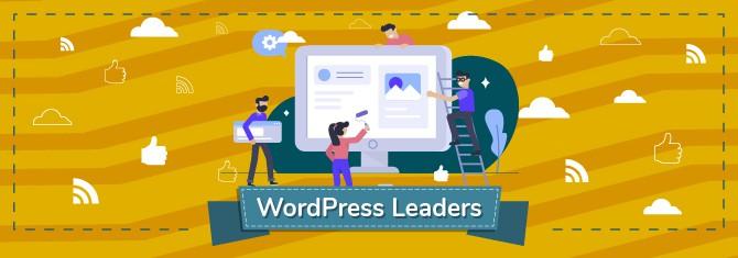 Top 100+ WordPress Influencers To Follow In 2019 – WPLeaders