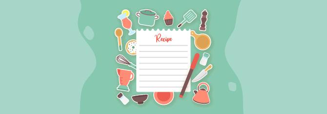 WordPress Recipe Plugins For Food Blogs