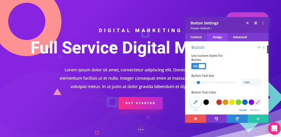 Divi - Visual Builder